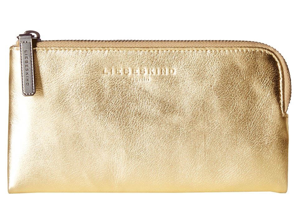 Liebeskind - Alex (Gold) Wallet Handbags