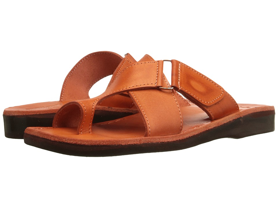 Jerusalem Sandals - Asher (Orange) Women's Shoes
