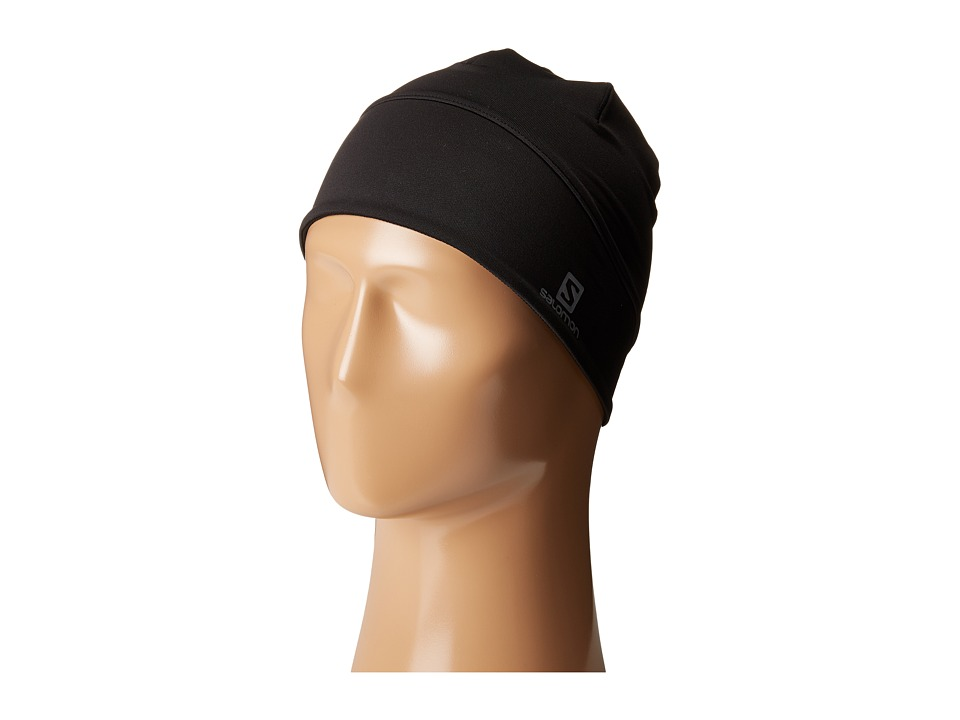 Salomon - Active Beanie (Black) Beanies