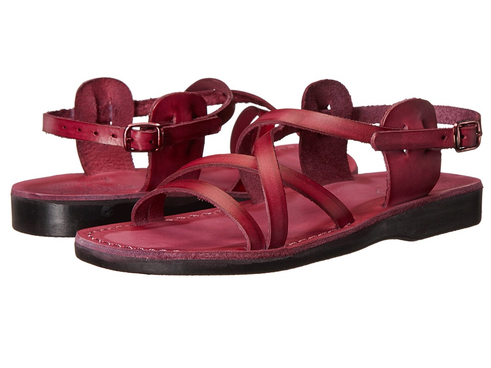 Jerusalem Sandals - Tzippora - Womens (Violet) Women's Shoes
