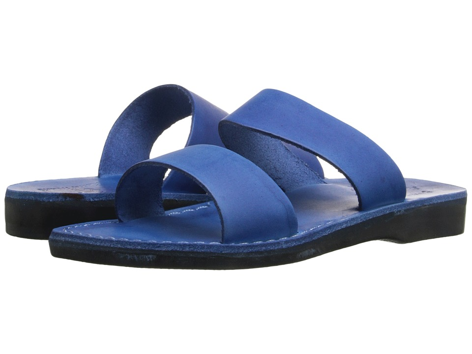 Jerusalem Sandals - Aviv - Womens (Blue) Women's Shoes