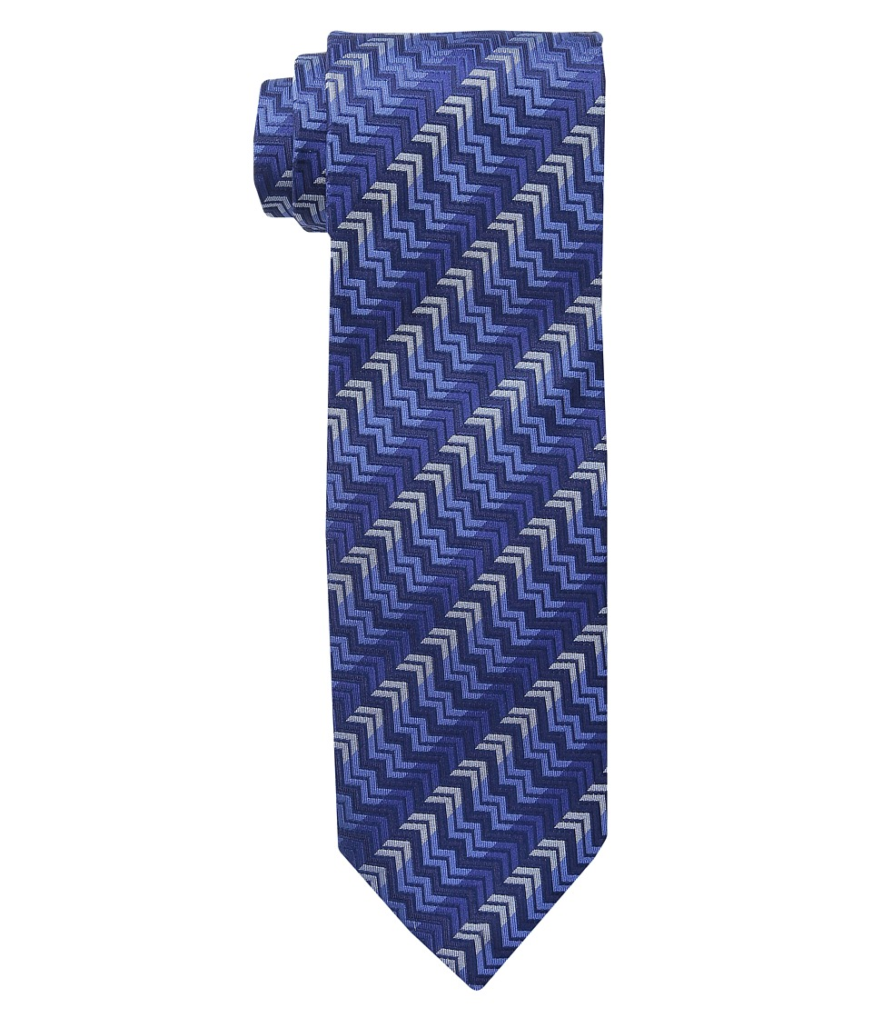 Missoni - CRB8SEU5327 (Blue) Ties