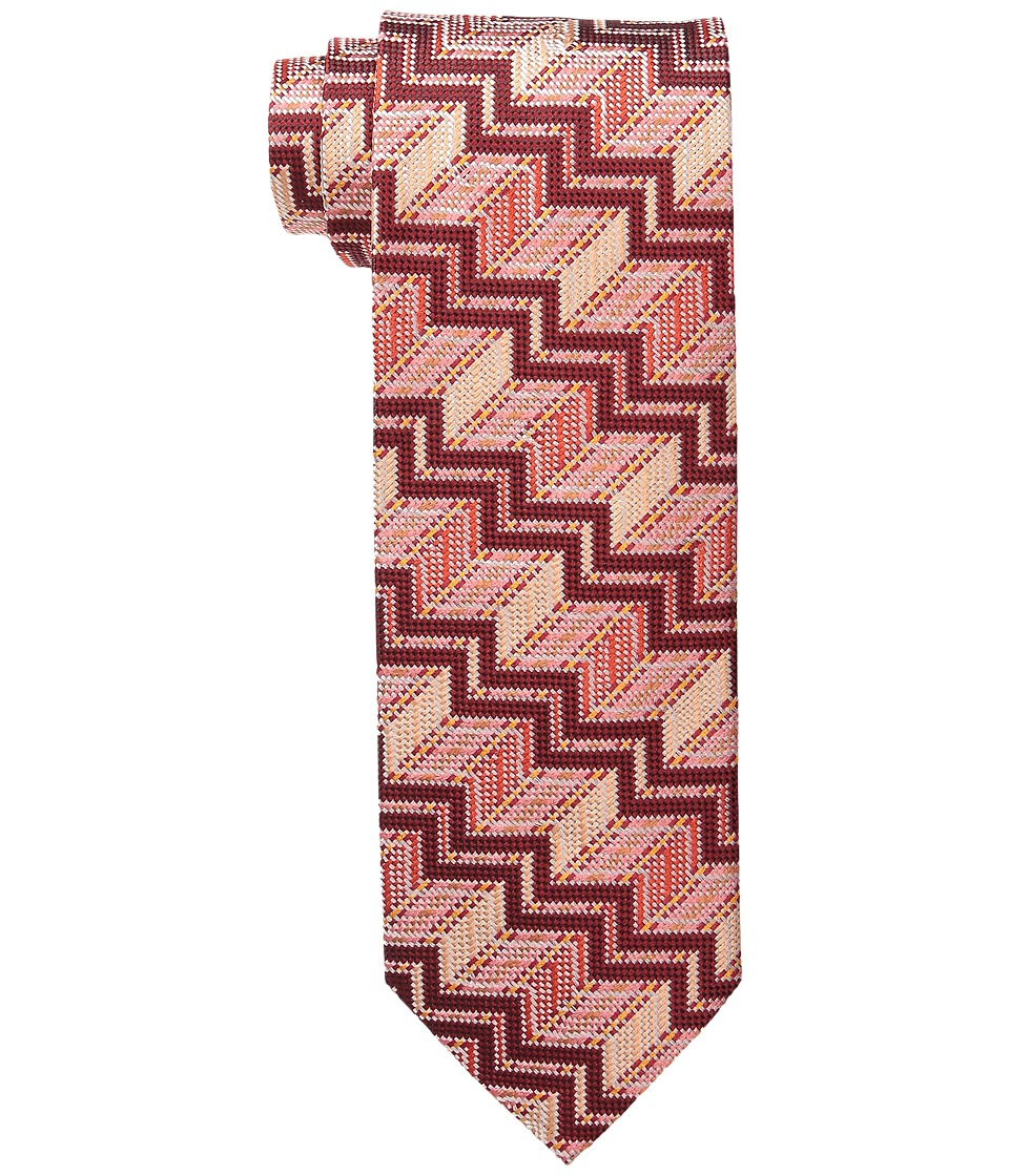 Missoni - CRB8SEU5303 (Red/Orange) Ties