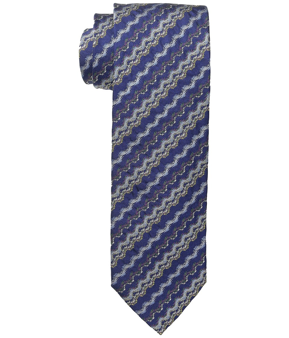 Missoni - CRB8SEU5302 (Navy) Ties
