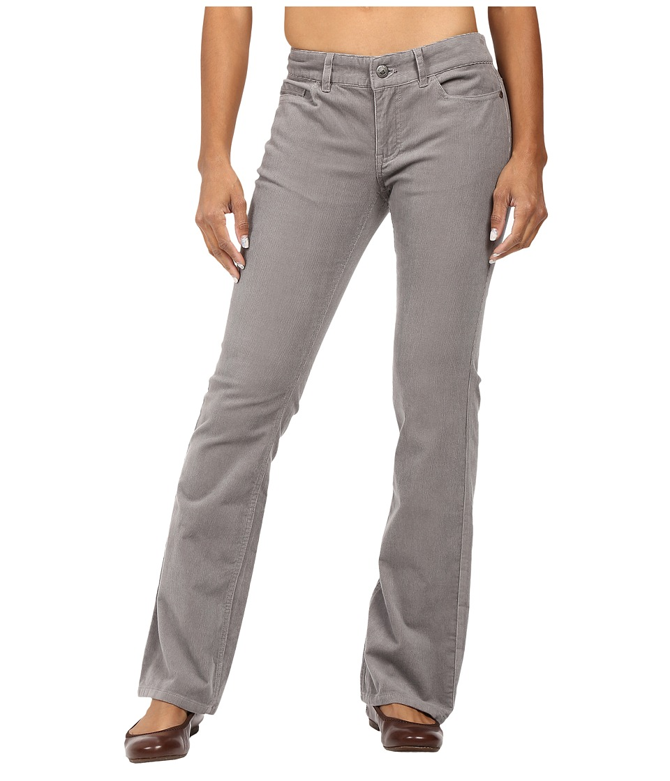 Mountain Khakis - Canyon Cord Pants (Lunar) Women's Casual Pants