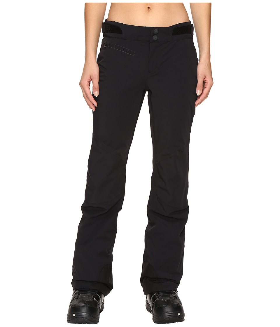 Obermeyer - Warrior Pants (Black) Women's Casual Pants