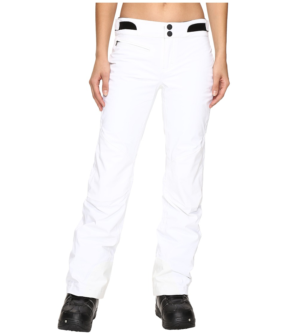 Obermeyer - Warrior Pants (White) Women's Casual Pants