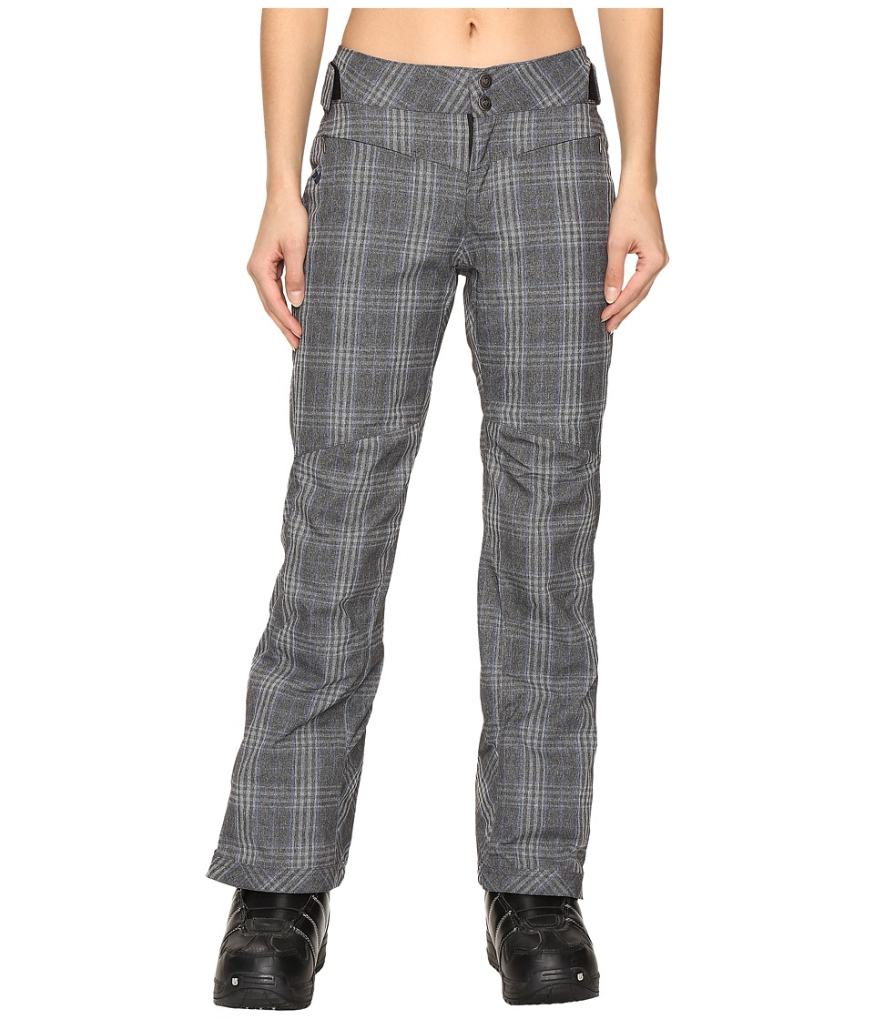 Obermeyer - Essex Pants (Plaid Heather) Women's Casual Pants