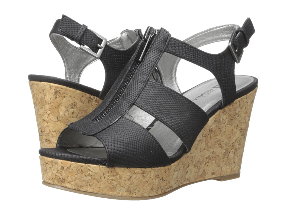 White Mountain - Dharma (Black Exotic) Women's Shoes