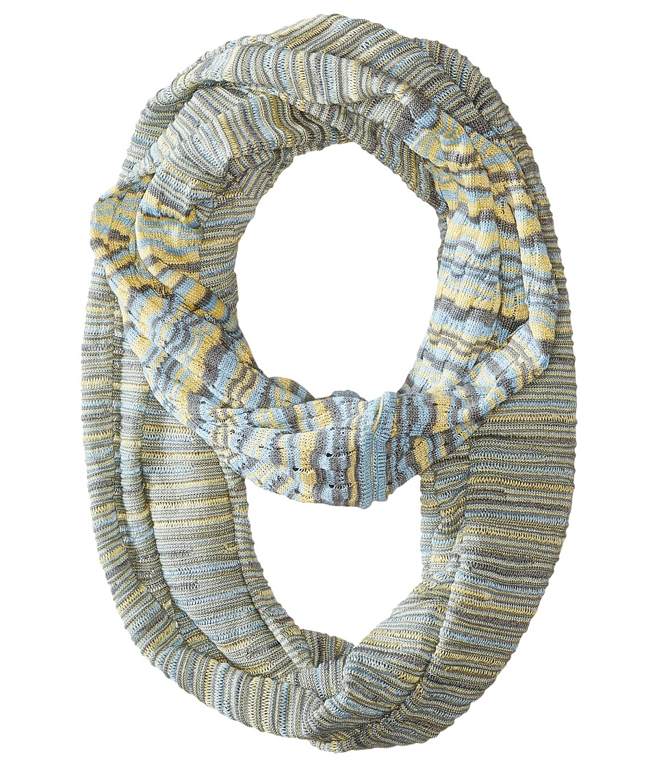 Missoni - CO36COD5332 (Blue/Yellow) Scarves