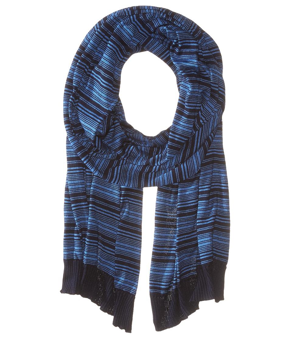 Missoni - SA57COU5366 (Blue) Scarves