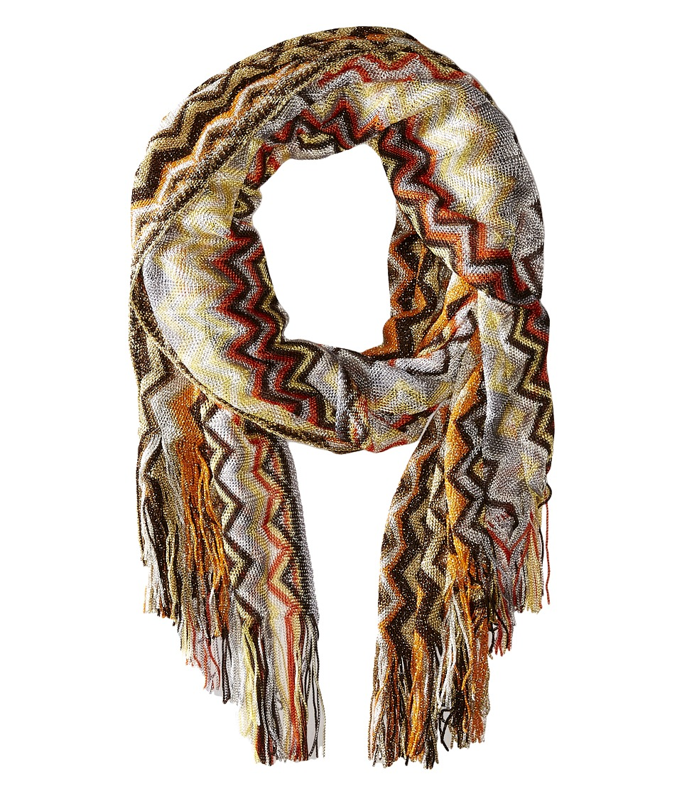 Missoni - SA57VMD5400 (Orange) Scarves