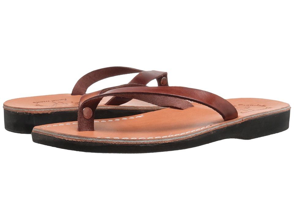Jerusalem Sandals - Jaffa (Brown) Men's Shoes