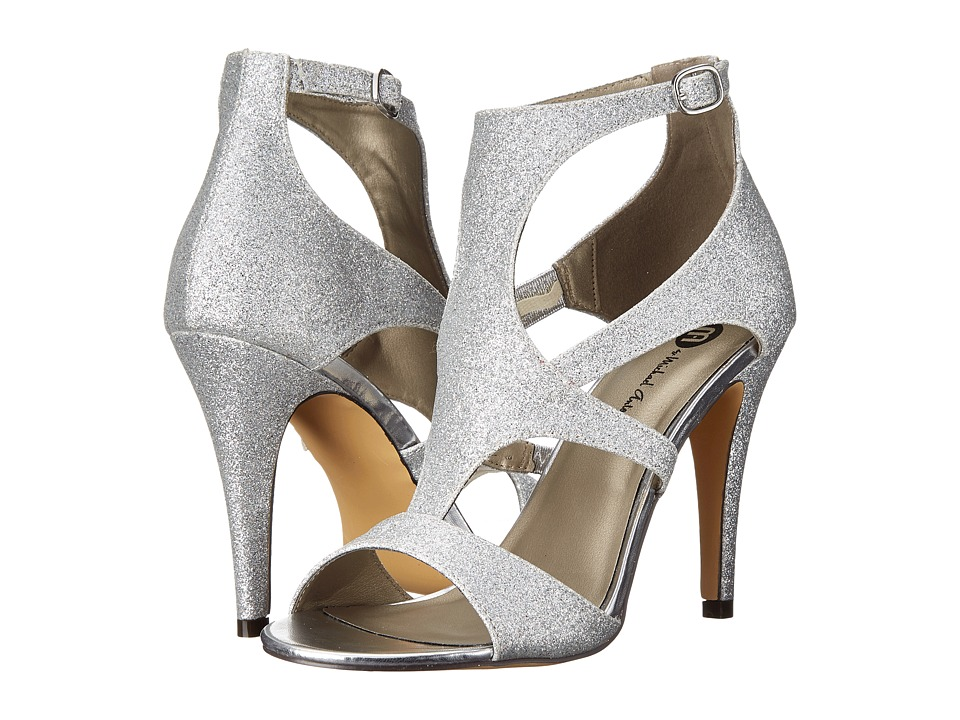 Michael Antonio - Real - Glitter (Silver) High Heels