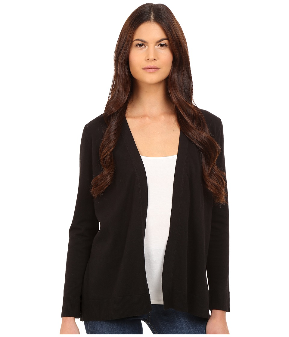 Kate Spade New York - Open Cardigan (Black) Women's Sweater