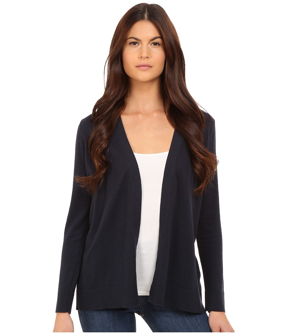 Kate Spade New York - Open Cardigan (Rich Navy) Women's Sweater
