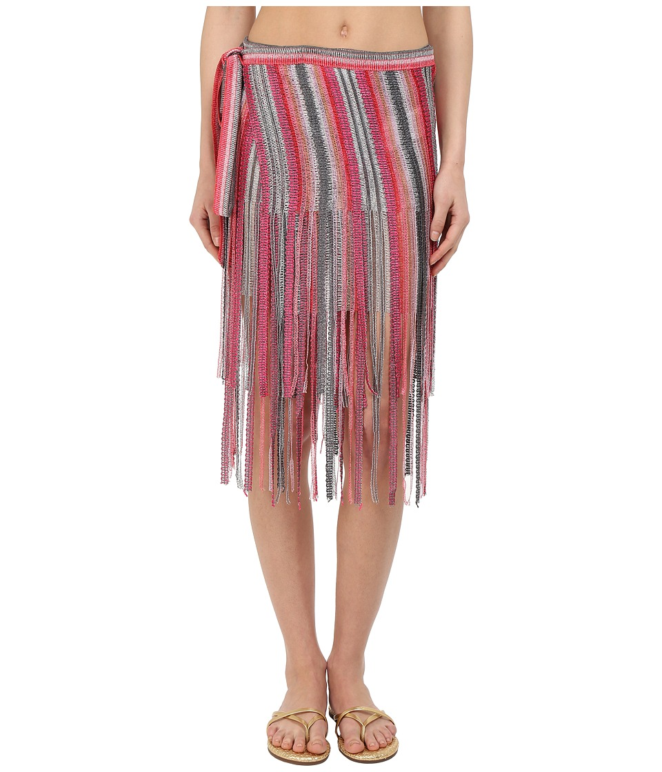 Missoni - PR4VVID5396 (Pink/Grey) Women's Skirt