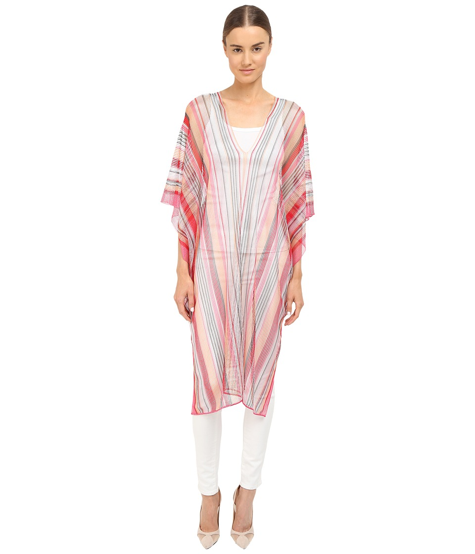 Missoni - POCYVID5395 (Pink/Grey) Women's Blouse