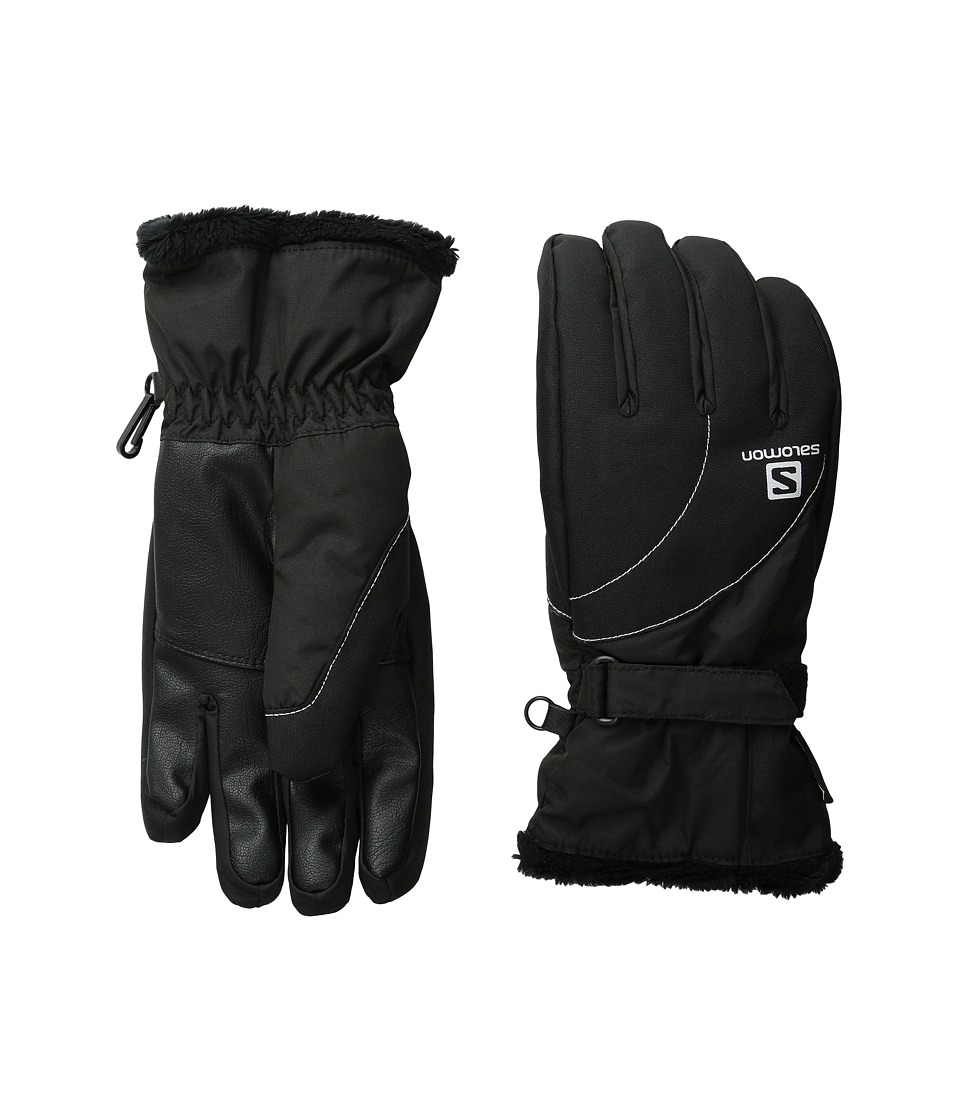 Salomon - Force GORE-TEX W (Black 1) Gore-Tex Gloves