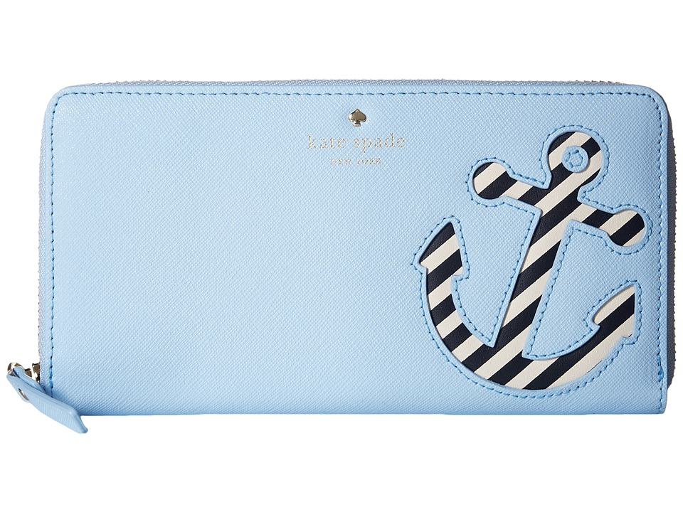 Kate Spade New York - Expand Your Horizons Overboard Lacey (Multi) Wallet