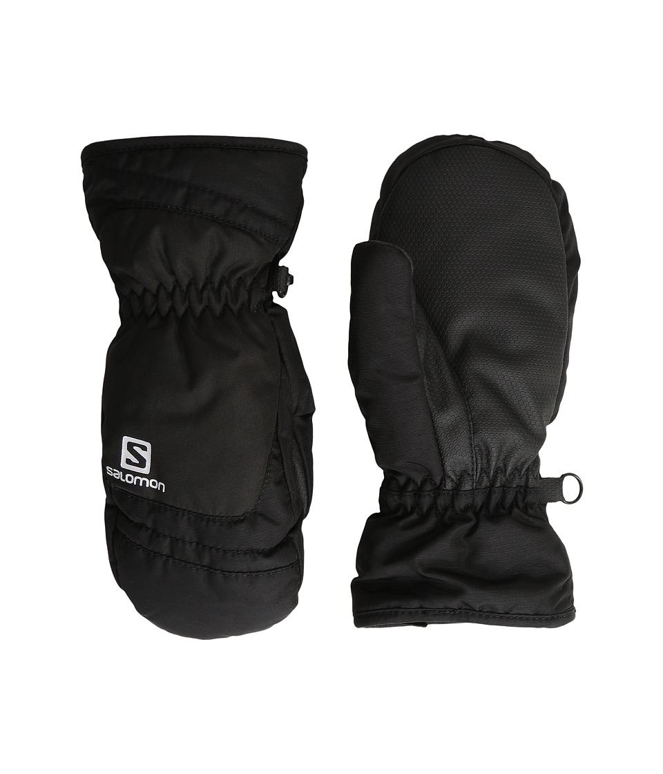 Salomon - Electro Mitten Boy (Black 2) Cycling Gloves