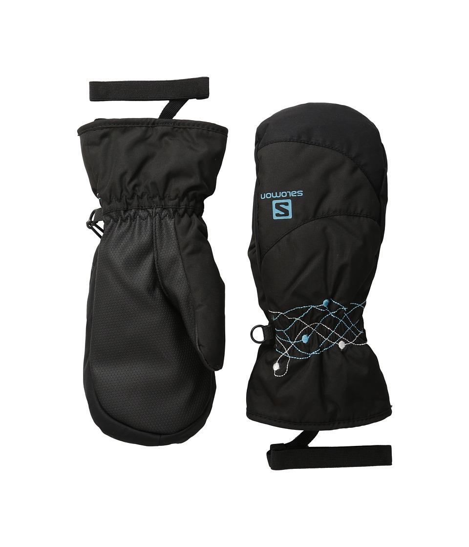 Salomon - Electra Mitten Girl (Black 2) Cycling Gloves