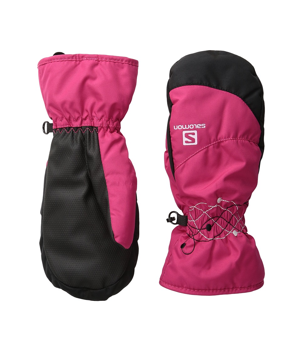 Salomon - Electra Mitten Girl (Gaura Pink/Black) Cycling Gloves