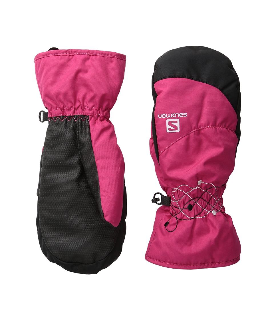 Salomon - Electra Mitten Girl (Gaura Pink/Black) Cycling Gloves