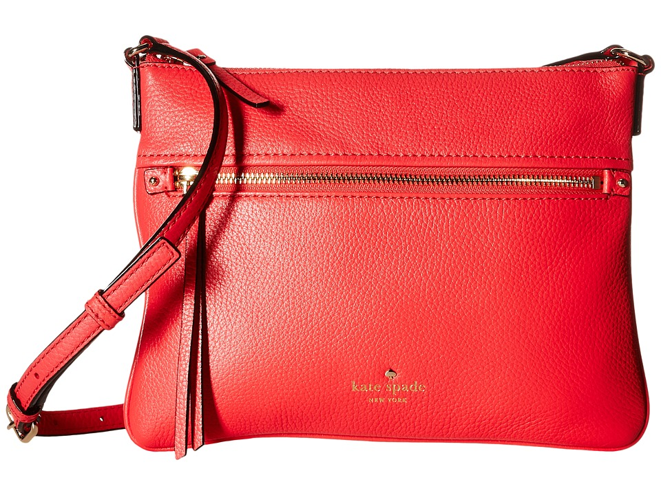 Kate Spade New York - Cobble Hill Gabriele (Crab Red) Wallet