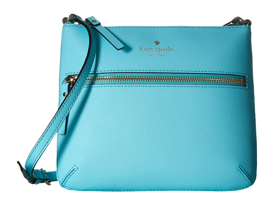 Kate Spade New York - Cedar Street Tenley (Atoll Blue) Wallet