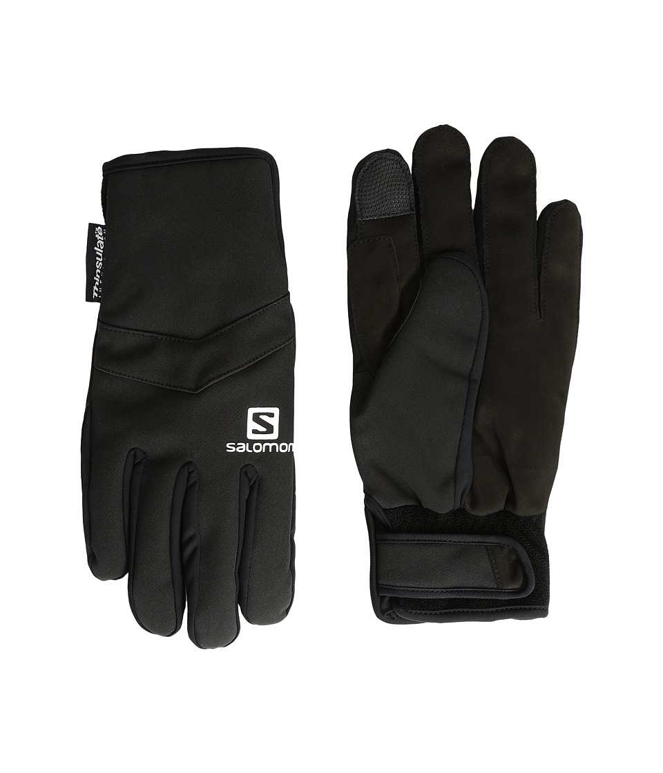 Salomon - Thermo Glove M (Black 3) Cycling Gloves