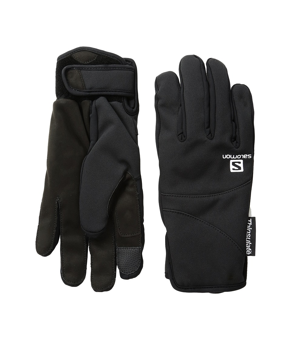 Salomon - Thermo Glove W (Black 4) Cycling Gloves