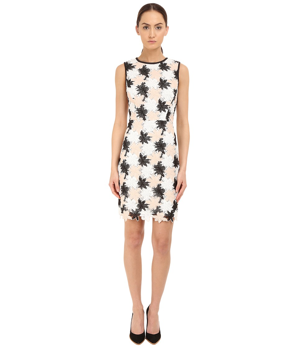 Kate Spade New York - Tiger Lily Lace Dress (Antilles Bubbles Multi) Women's Dress