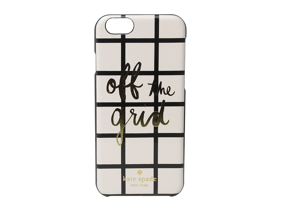 Kate Spade New York - Off the Grid iPhone Case for iPhone 6 (Light Pink Multi) Cell Phone Case