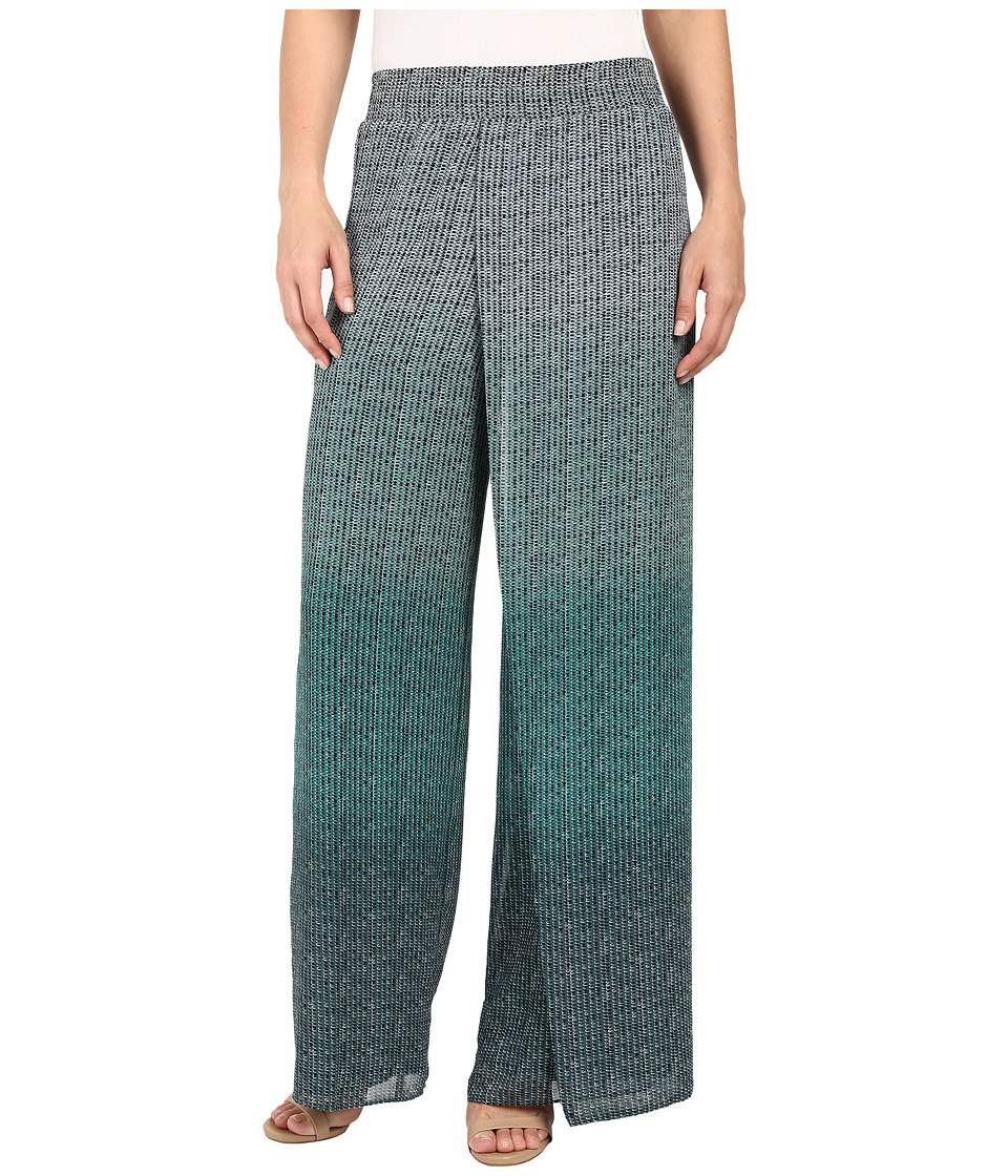 NIC+ZOE - Ombre Dots Pants (Multi) Women's Casual Pants