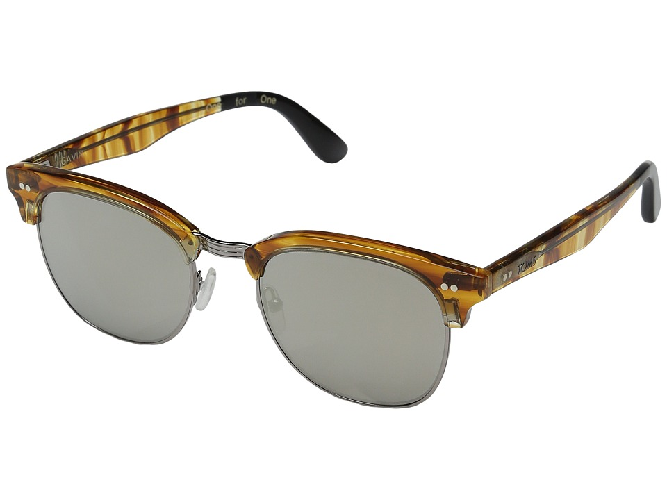 TOMS - Gavin (Amber Ale) Fashion Sunglasses