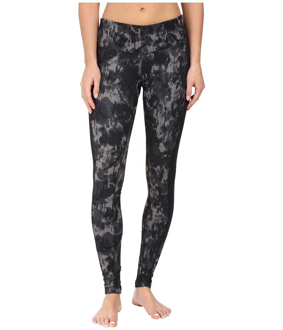 Columbia - Brooklyn Bay Leggings (Black Floral Print) Women's Casual Pants