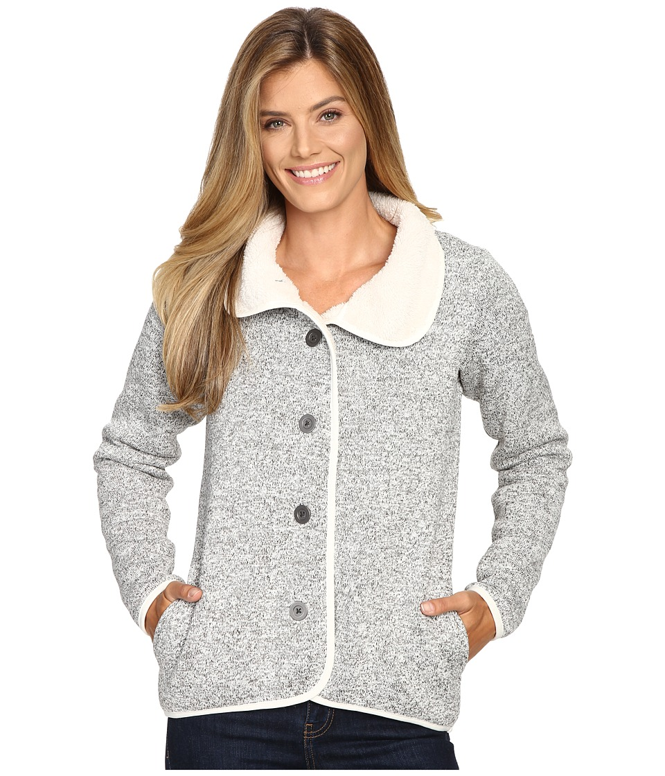 Columbia - Darling Days Bonded Fleece (Sea Salt Heather) Women's Coat