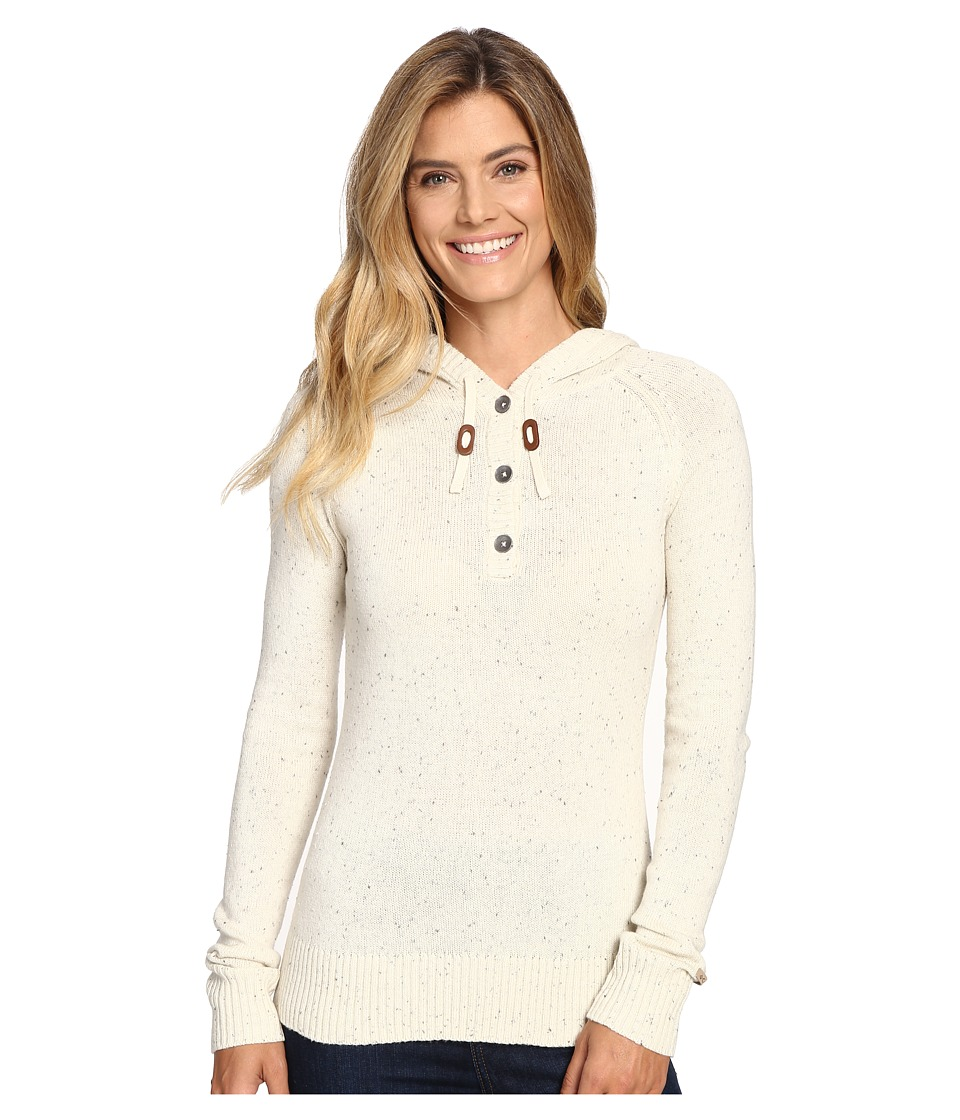 Columbia - Ice Drifter Sweater (Chalk) Women's Sweater