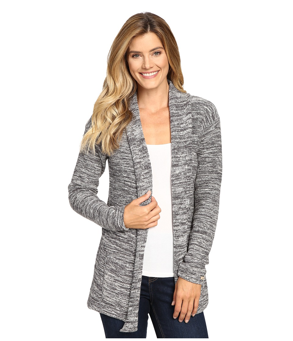 Columbia - Rocky Range Long Cardigan (Chalk) Women's Sweater