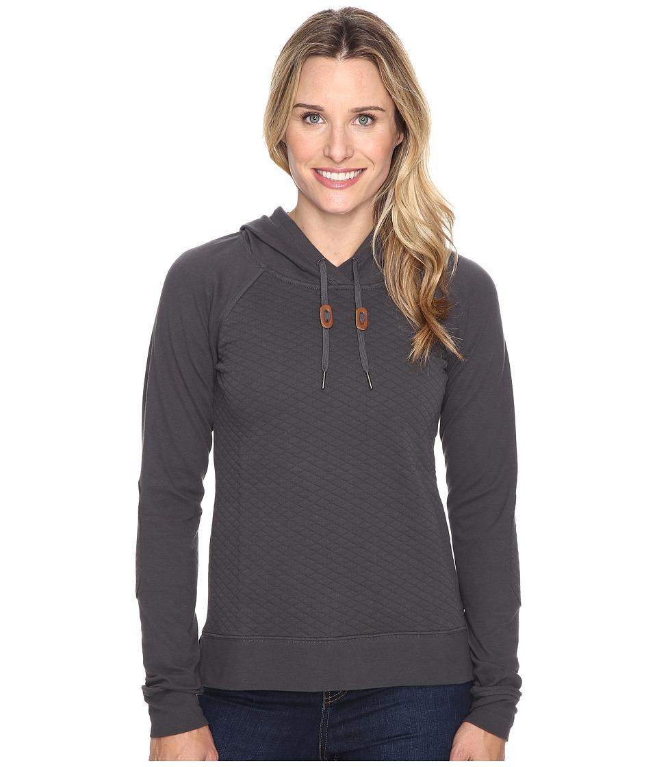 Columbia - Harper Hoodie (Shark) Women's Sweatshirt