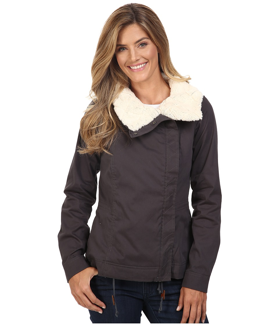 Columbia - Outdoor Explorer Jacket (Shark) Women's Coat