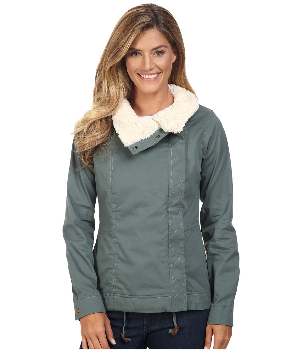 Columbia - Outdoor Explorer Jacket (Pond) Women's Coat