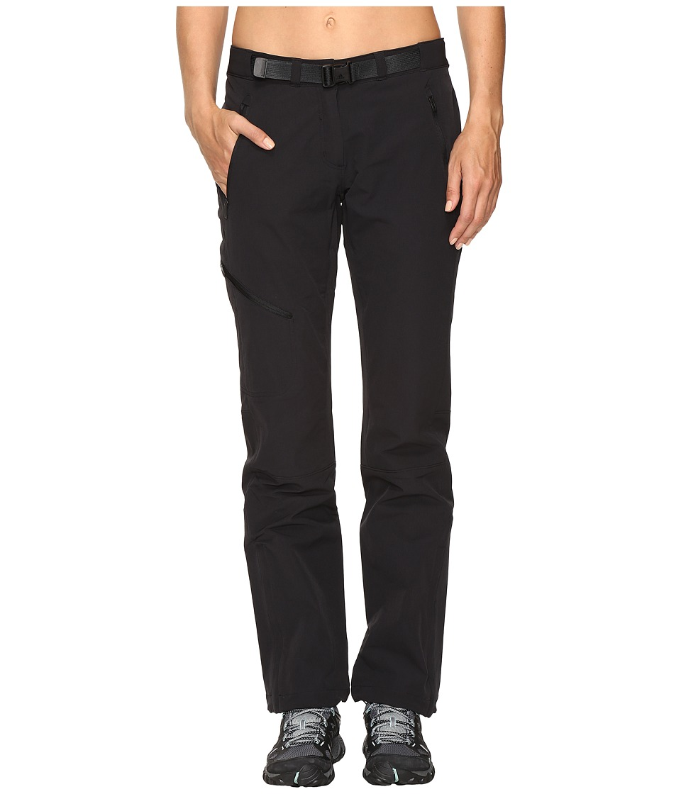 adidas Outdoor Allseason Pants (Black) Women