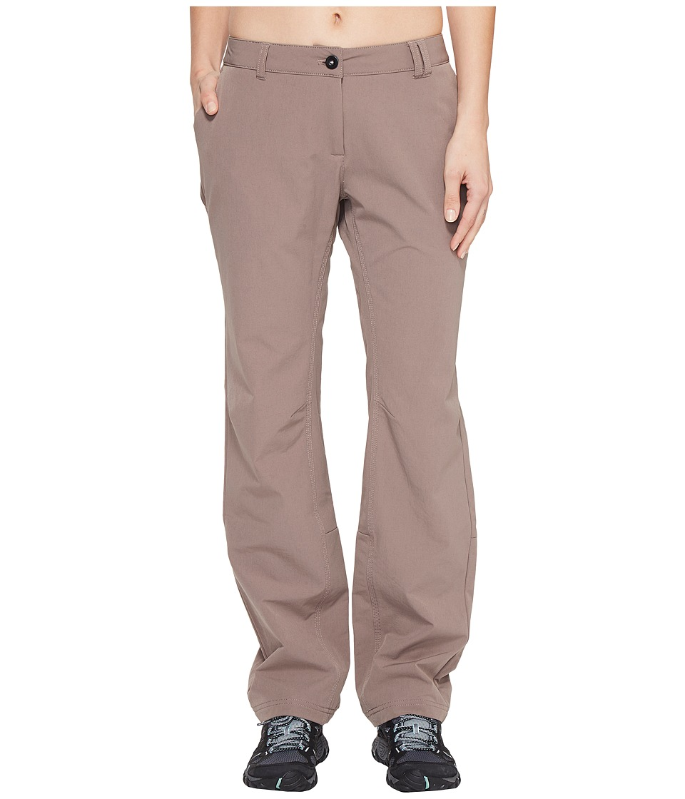 adidas Outdoor - Comfort Softshell Pants (Tech Earth) Women's Casual Pants