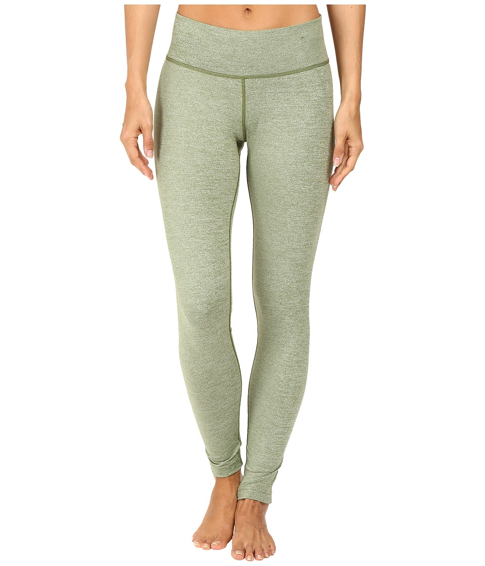 adidas Outdoor - Climb the City Tights (Craft Green) Women's Casual Pants