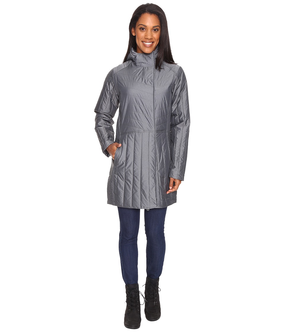 ExOfficio - Cosima Coat (Carbon) Women's Coat
