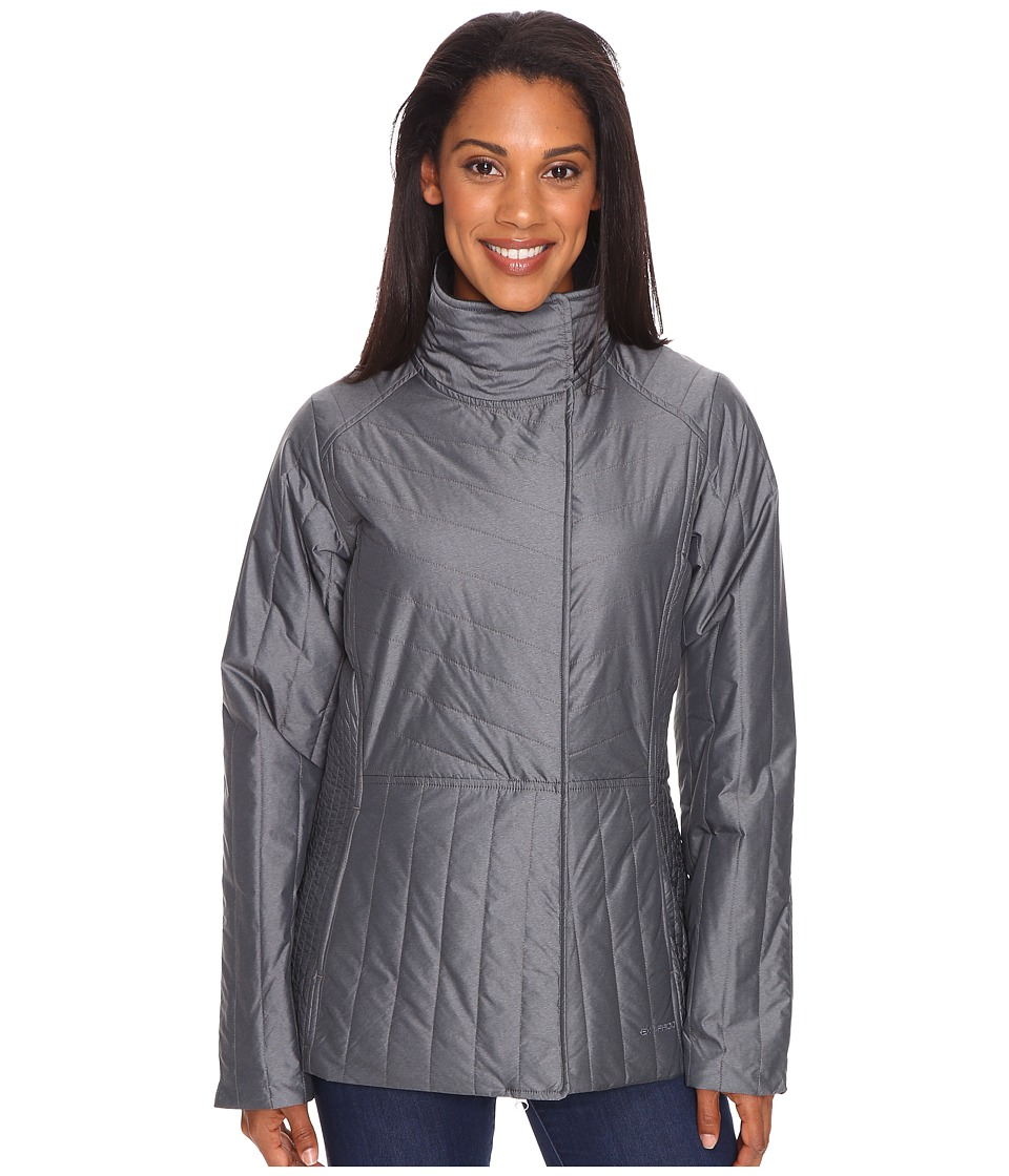 ExOfficio - Cosima Jacket (Carbon) Women's Coat