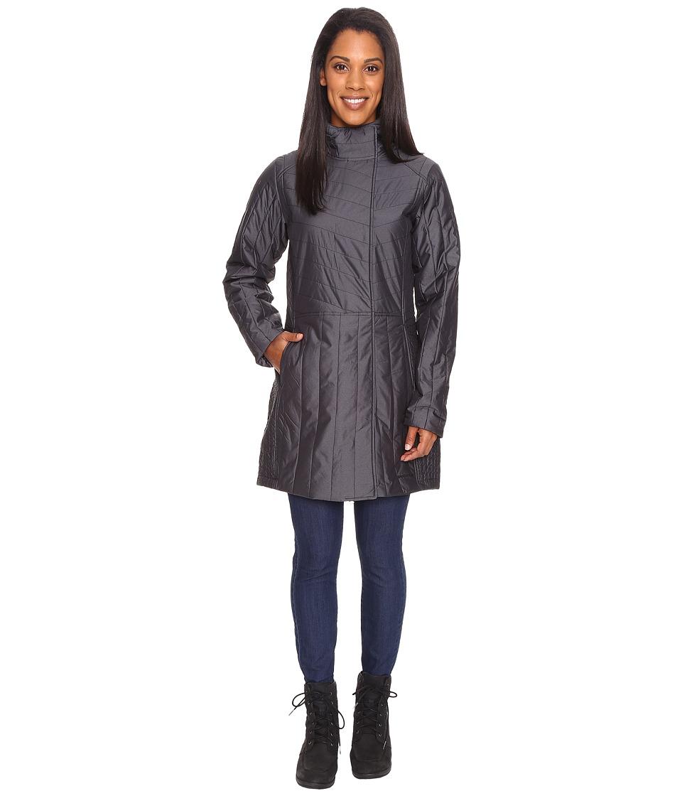 ExOfficio - Cosima Coat (Black) Women's Coat