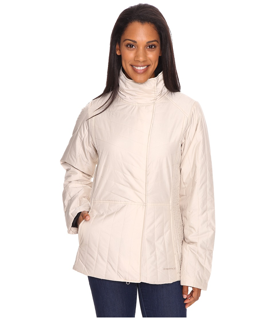 ExOfficio - Cosima Jacket (Bone) Women's Coat